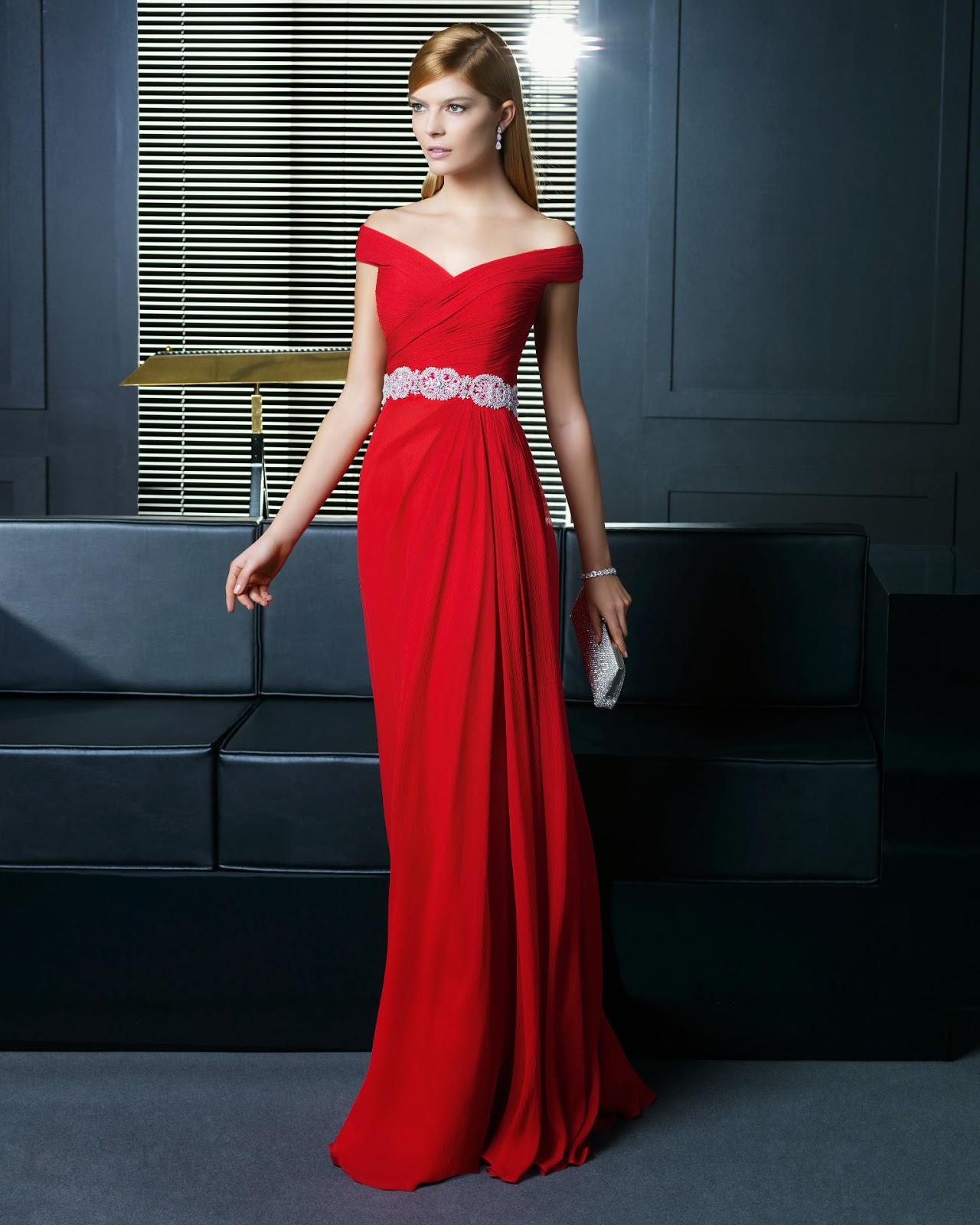 En Güzel Uzun Abiye Modelleri 2014