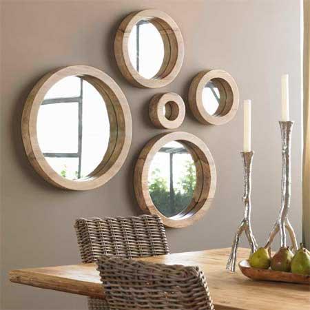 Dekorasyonda Ayna Kullanmanın Avantajları