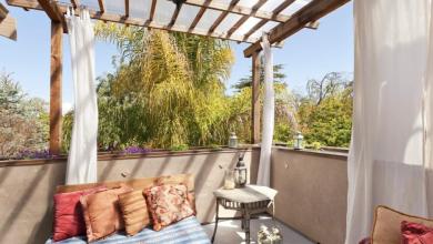 Balkon ve Teraslar İçin Güneşlik Fikirleri