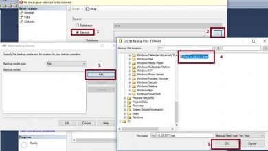 SQL Backup Üzerinden Yedekleme ve Mail Bildirimi
